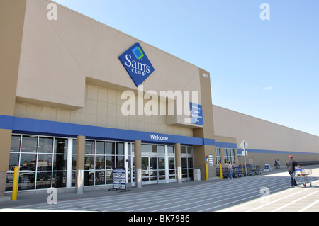 Sam 39 s club stock photo royalty free image 21569415 alamy for Michaels craft store erie pa