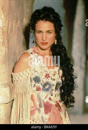 BAD GIRLS -1994 ANDIE MACDOWELL - Stock Photo