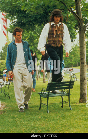 BENNY & JOON (1992) BENNY AND JOON (ALT) AIDAN QUINN, JOHNNY DEPP BNJ 123 - Stock Photo