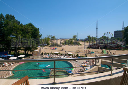 Jeravi Hotel Sunny Beach