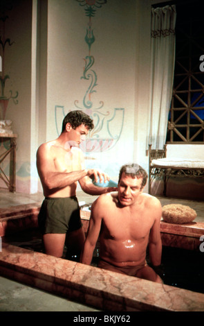 Laurence olivier spartacus 1960 stock photo royalty free for Olivier salon