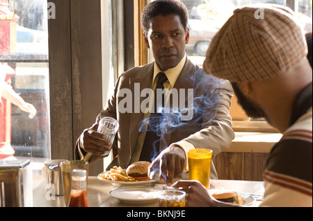 an analysis of frank lucas in american gangster by ridley scott Movie review of 'american gangster' by scott holleran daily box office ridley scott's latest labor it's predominantly the tale of frank lucas.