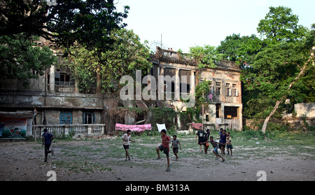 POOR CHILDREN IN KOLKATA INDIA Stock Photo, Royalty Free ...