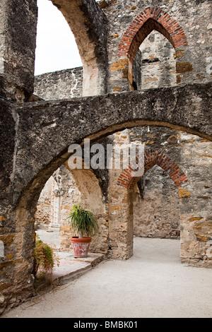 Mission San Jose Y San Miguel De Aguayo San Antonio Texas