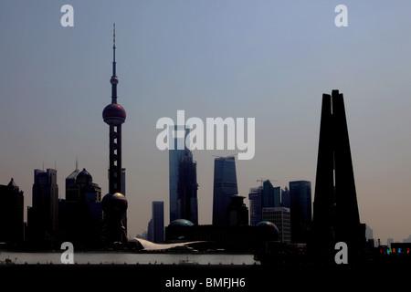 Pudong, Shanghai, China - Stock Photo