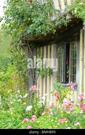 Tea Room And Garden Warwickshire