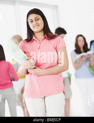 Student at school - Stock Photo
