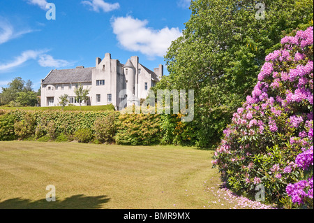 Hill House In Helensburgh Uk Designed By Charles Rennie