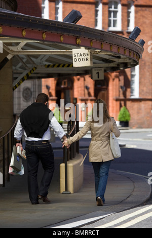 Stage door at the royal albert hall in london stock photo for Door 8 royal albert hall