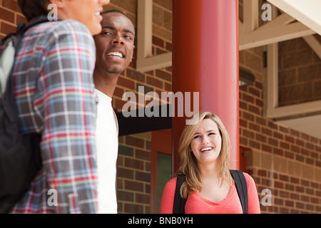 should high school students work during There are ways in which high school students can properly manage time, to  balance school  proper study habits should to be learned and observed by all  students  it can be very hard for high school students to balance academic  work,.