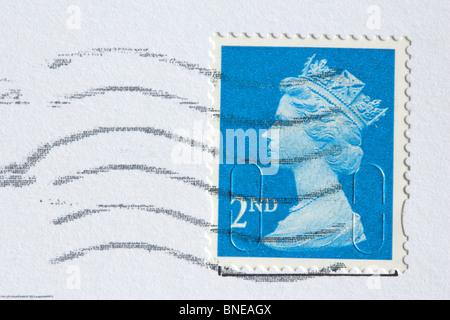 Franked Large Letter Stamp