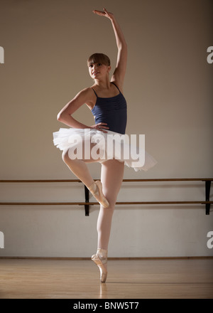 Ballet dancer - Stock Photo