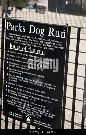 Dog Run Central Park Nyc