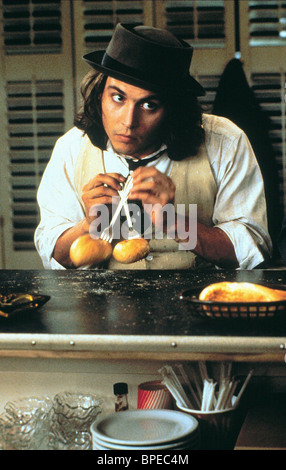 JOHNNY DEPP BENNY & JOON (1993) - Stock Photo