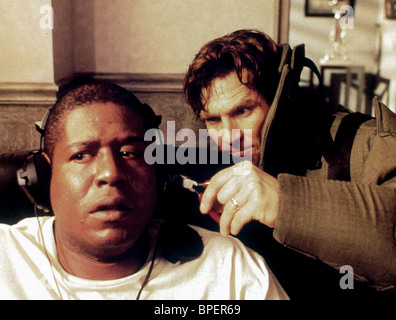 FOREST WHITAKER & JEFF BRIDGES BLOWN AWAY (1994) - Stock Photo