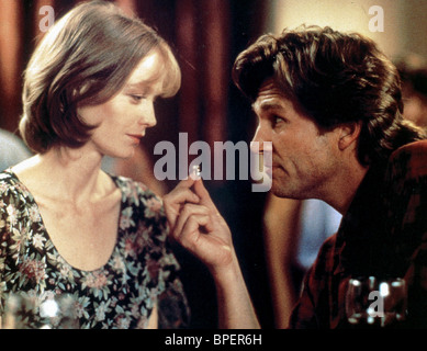 SUZY AMIS & JEFF BRIDGES BLOWN AWAY (1994) - Stock Photo