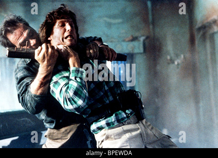 TOMMY LEE JONES & JEFF BRIDGES BLOWN AWAY (1994) - Stock Photo
