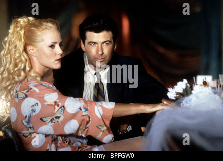 MARY STUART MASTERSON & ALEC BALDWIN HEAVEN'S PRISONERS (1996) - Stock Photo