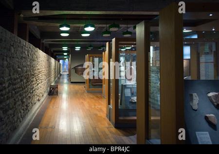 Italy, Turin, the Museo Egizio - Stock Photo