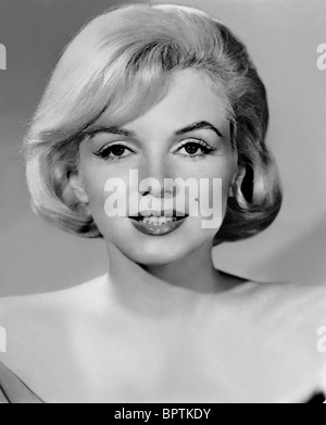 MARILYN MONROE ACTRESS (1957) - Stock Photo