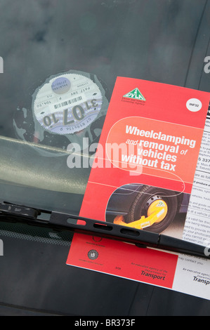 Buying An Untaxed Used Car