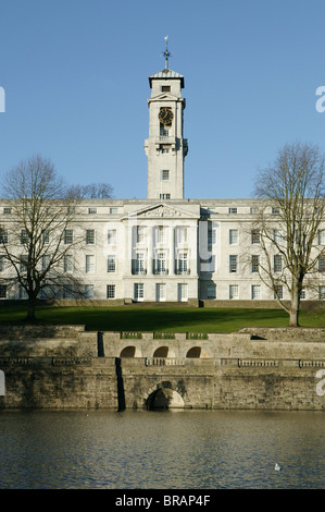 Highfields Park and the Nottingham University Trent ...