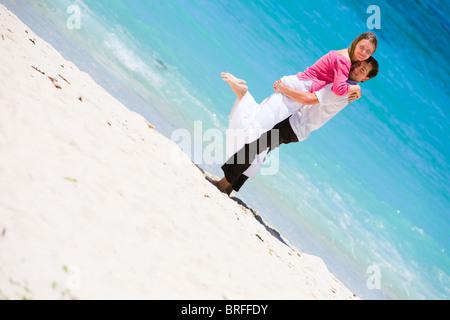 Honeymooners - Stockfoto