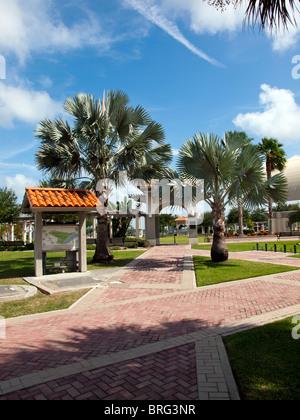 Riverfront Park Cocoa Beach Florida