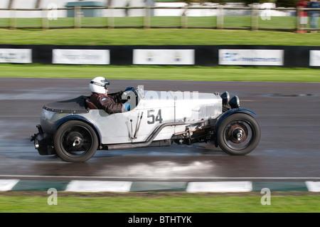 Frazer Nash Racing Car Stock Photo Royalty Free Image 4921182 Alamy