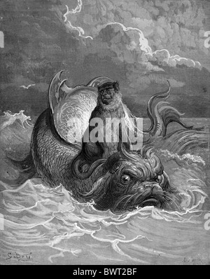 the monkey and the dolphin The dolphin, indignant at these false words, dipped the monkey under the water and drowned him in the deep blue sea moral of the story: those who pretend to be what they are not, sooner or later, find themselves in deep trouble.