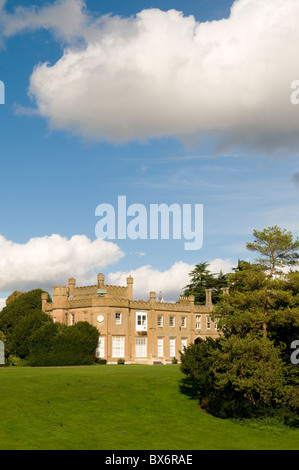 Nonsuch Mansion, a 16th manor house in Cheam, Surrey, England - Stock Photo