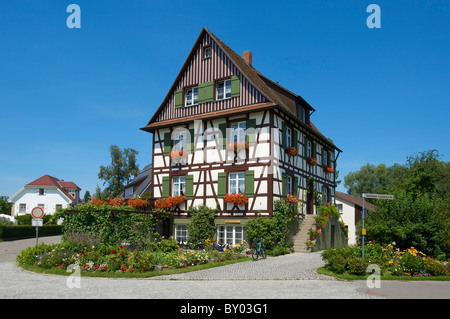 mock tudor half framed timber buildings in knifesmithgate stock photo royalty free image. Black Bedroom Furniture Sets. Home Design Ideas