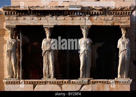 Athens Greece Marble Statues Of The Ancient Philosopher Plato And Stock Photo Royalty Free