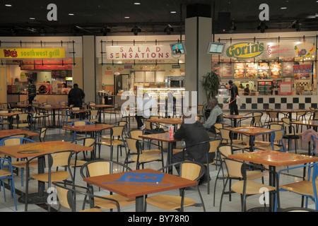 At T Building Atlanta Food Court