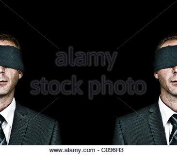 Split personality - Stock Photo