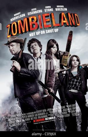 emma stone zombieland poster - photo #5