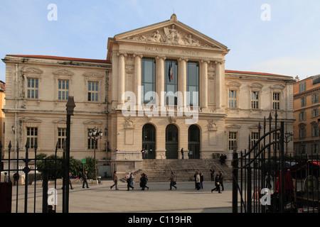Palais du justice palace of justice nice provence cote for Tribunal d instance salon de provence