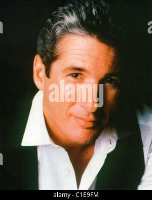 RICHARD GERE  US film actor in 1990 - Stock Photo