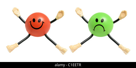 Smiley Toys - Stockfoto