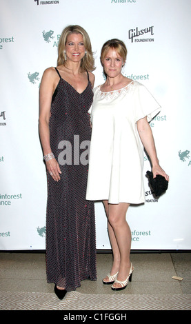 Stuart Masterson, and Paula Zahn Rainforest Alliance 2009 Annual Gala New York City, USA - 06.05.09 - Stock Photo