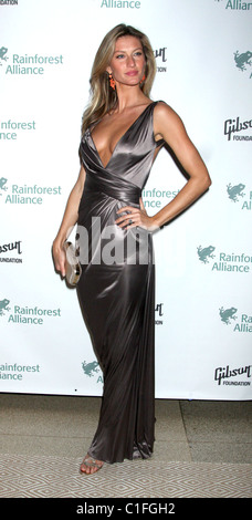 Gisele Bundchen Rainforest Alliance 2009 Annual Gala New York City, USA - 06.05.09 - Stock Photo