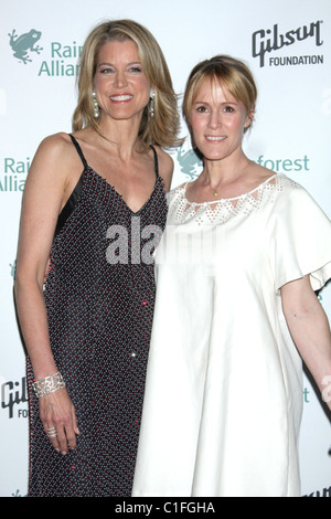 Mary Stuart Masterson, and Paula Zahn Rainforest Alliance 2009 Annual Gala New York City, USA - 06.05.09 - Stock Photo