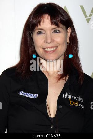 Annie Duke on Celebrity Apprentice