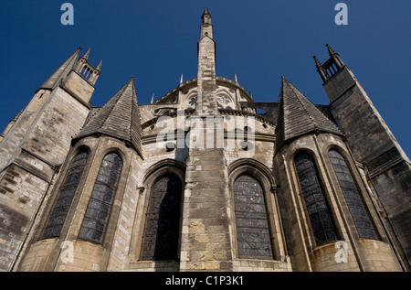 Bourges kathedrale stock photo royalty free image 35521206 alamy - Stock industriel bourges ...