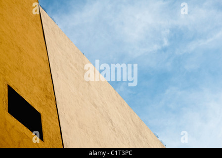 Building facade, cropped - Stock Photo