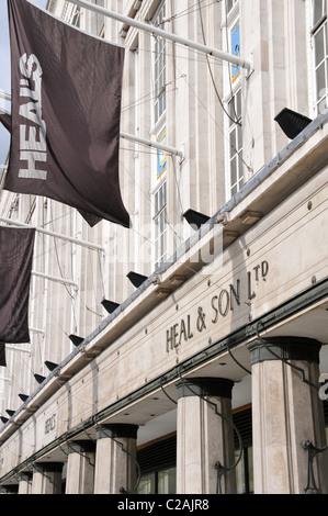 Heals heal and son ltd tottenham court road london england for Furniture tottenham court road