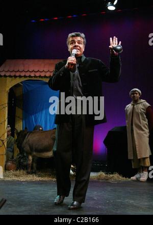 Jaime Coronado, co-artistic director Spanish Dance Society, Flamenco,  Fiesta de los Reyes Magos (Three Kings Day) - Stock Photo