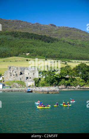Kayaking mourne mountains