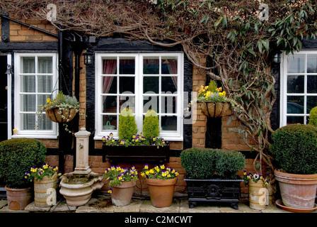 House in Amersham, Buckinghamshire - Stock Photo