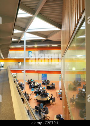 Folkestone Academy - Stock Photo